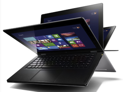 Nouvelle tablette Lenovo