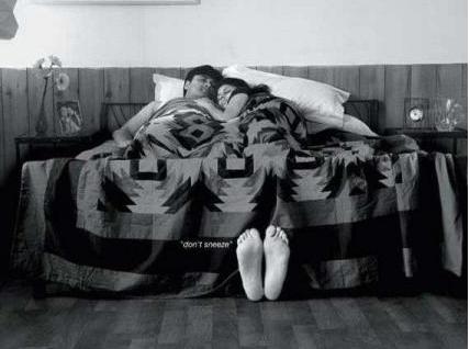 Infidélité au lit