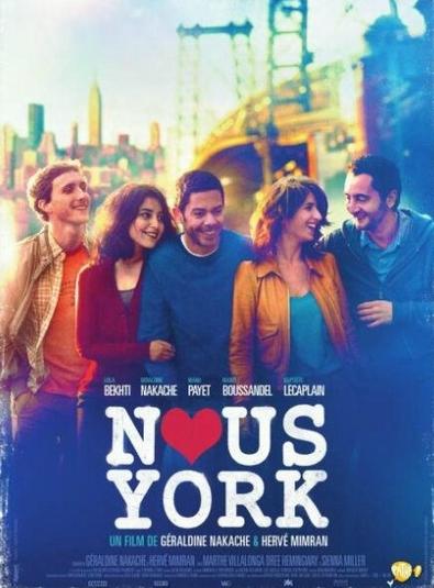 Affiche cinéma du film Nous York