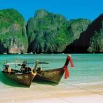 île paradisiaque en Thaïlande