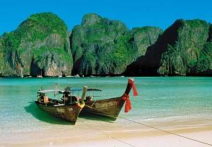 île de Thaïlande paradisiaque