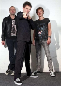le groupe Muse