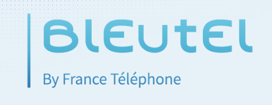 Logo de BleuTel