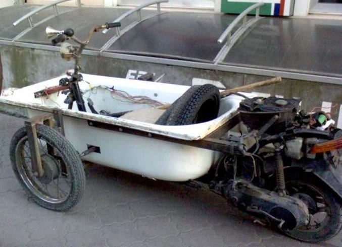 Comment recycler une vieille baignoire - Fabriquer sa baignoire ...